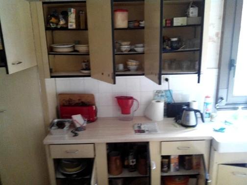 debarras cuisine maison chambery