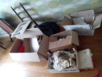 debarras carton maison chambery