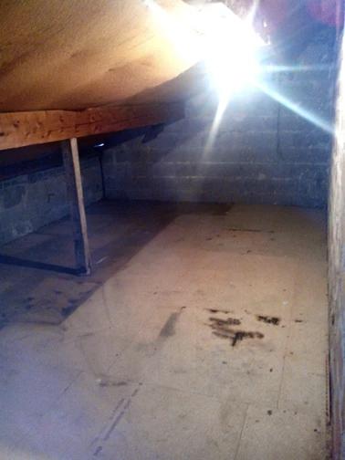 Nettoyage maison grenier Chambery
