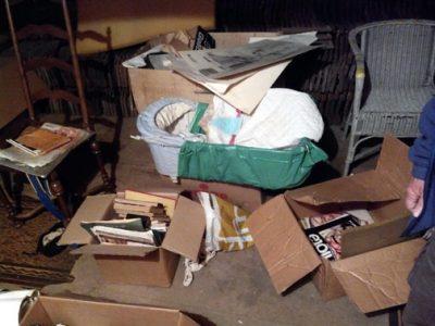 Evacuation maison intérieur extérieur : Chantier sur la commune de Chambery