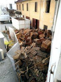 Evacuation Grenier de 120 m2 environs. Aix les bains